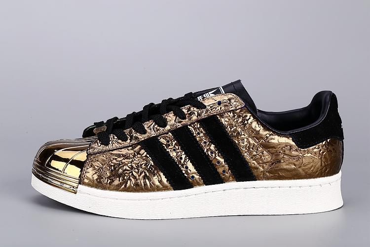Adidas superstar metal shoes ( Men Women)