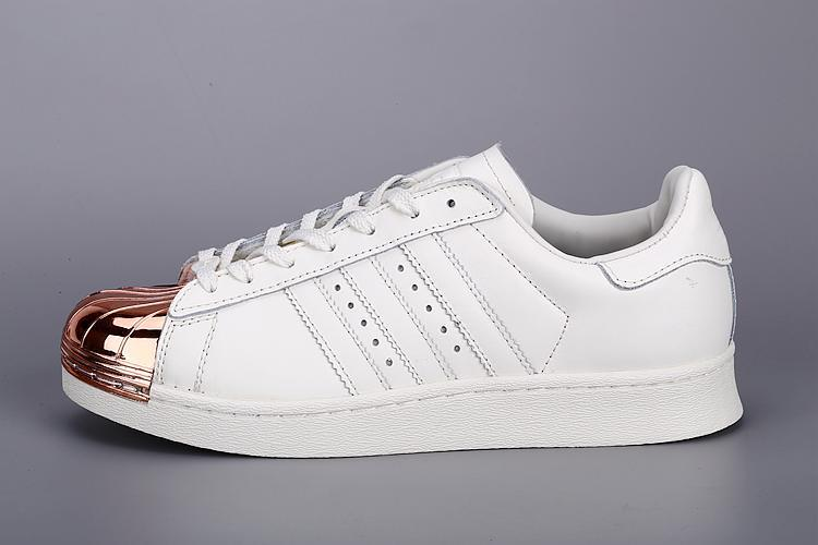 Adidas SUPERSTAR METAL White (Men Women)
