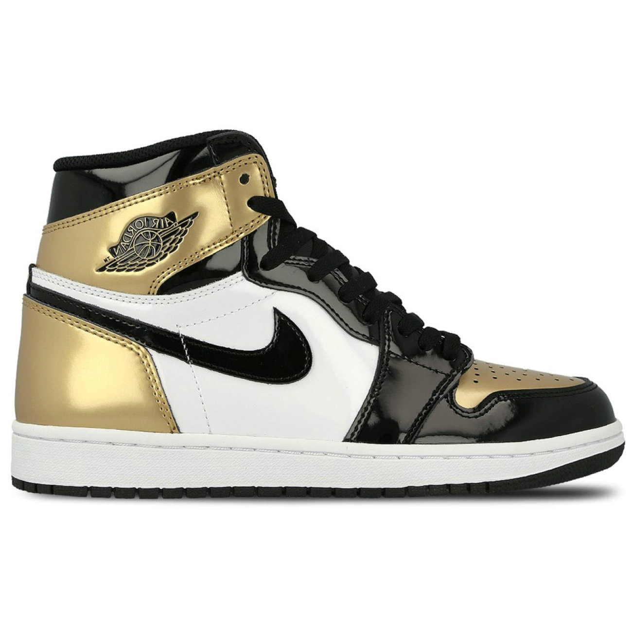 Air Jordan 1 Retro High OG NRG Gold Toe