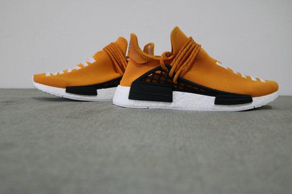 buy popular 51c17 1ebfc Pharrell X adidas NMD Human Race Orange Pharrell X adidas ...