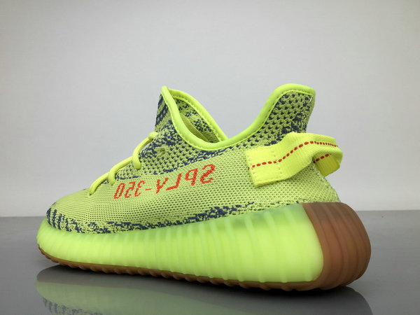456ea7ce2ba Adidas Yeezy Boost 350 V2 Semi Frozen Yellow Adidas Yeezy Boost 350 ...