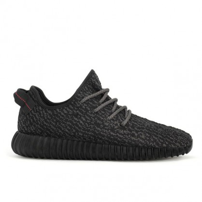 Adidas Yeezy 350 Boost Pirate Black (Men Women)